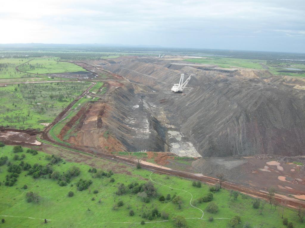 Glencore Rolleston Mine