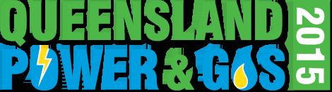 QLD POWER & GAS logo