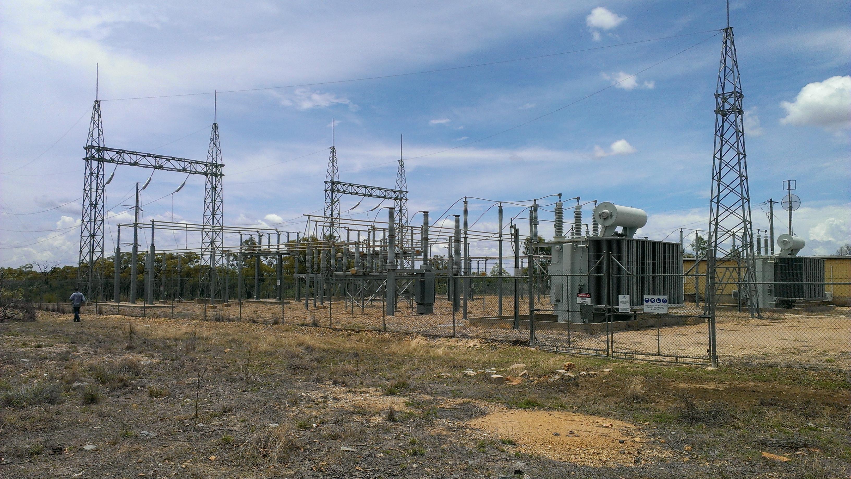 Substation 3