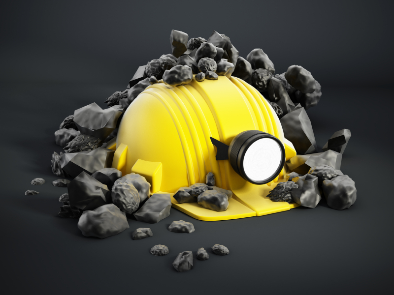 helmet safety safe coal