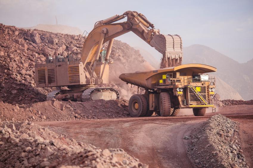 mine mining coal