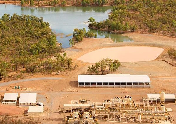 Auctus Resources Chillagoe Project