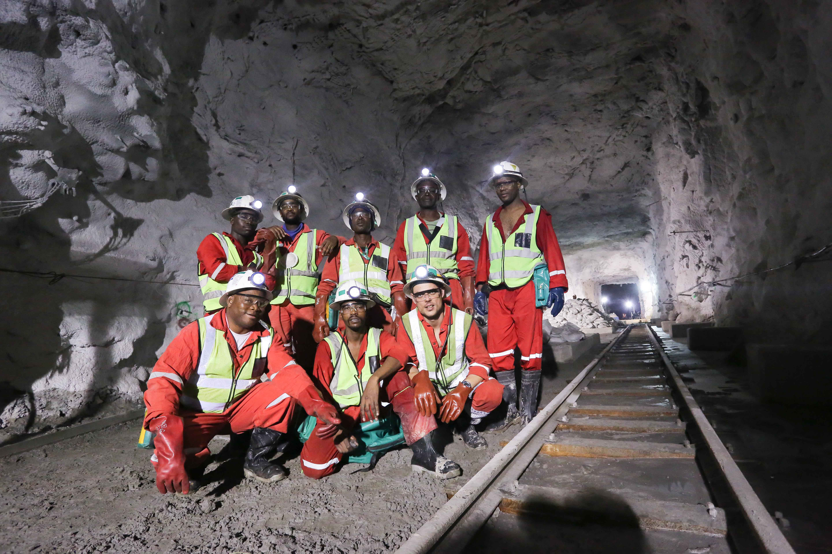 Underground mine jobs