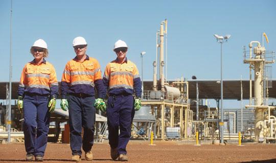 Arrow Energy Bowen Gas Project