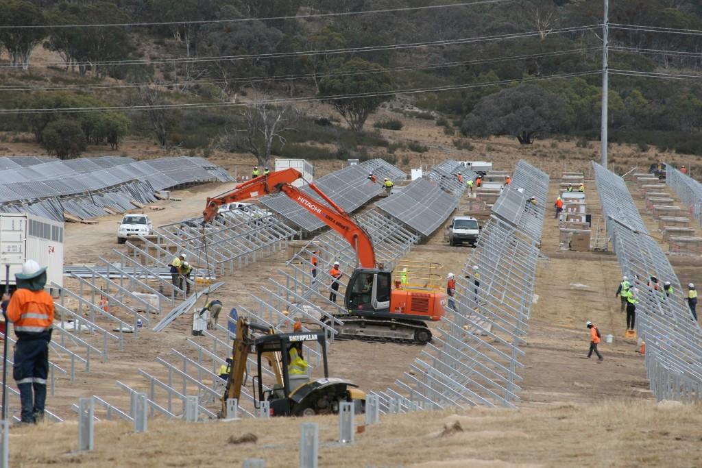 FRV Royalla Solar Project