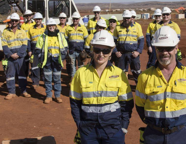 BHP South Flank Iron Ore Project