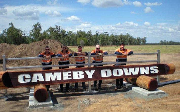 Yancoal Cameby Downs Coal Mine